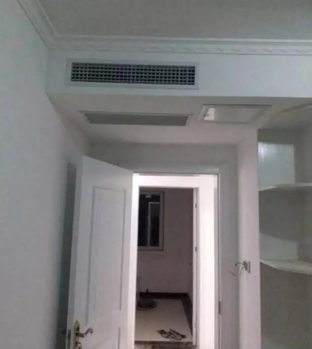 格力中央空调施工案例